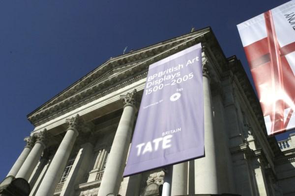 Tate Britain Art In Westminster London