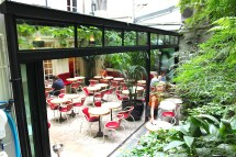 Hidden Terraces In Paris Bars And Pubs Time