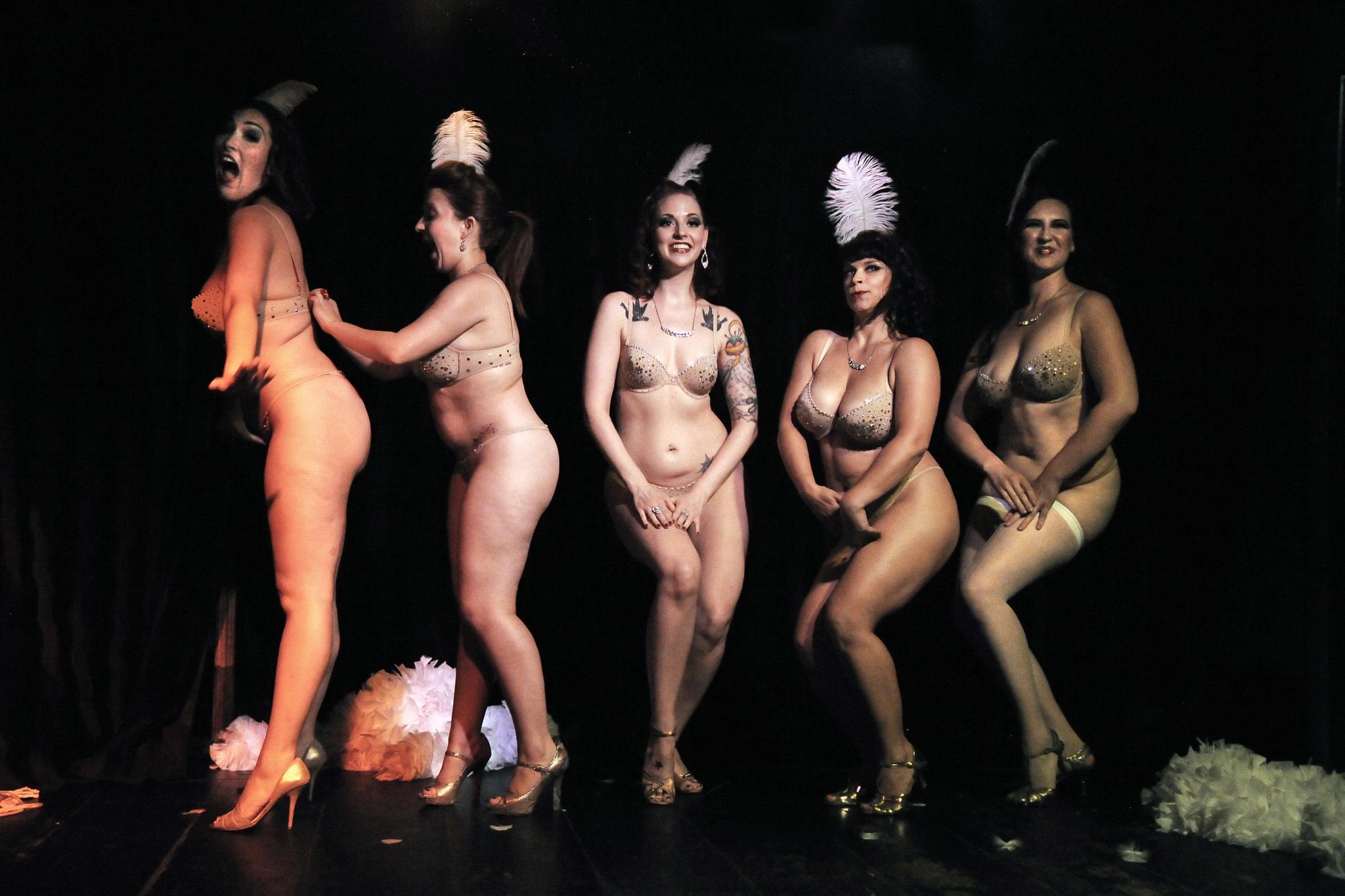 Razzmatazz Revue at Casa Mezcal slide show