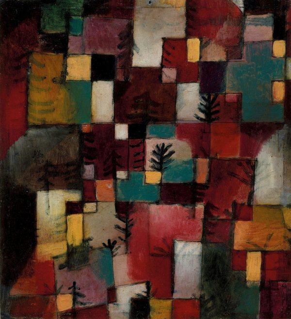 Paul Klee Tate Modern - Matthew Gale Interview Art Time London