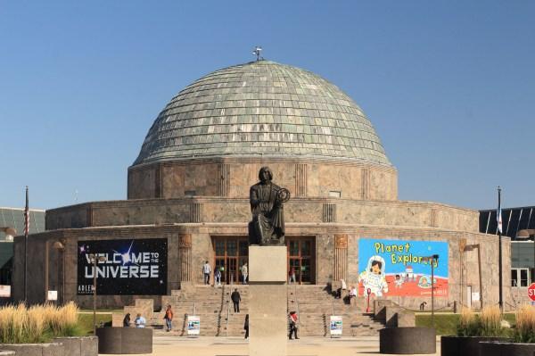Adler Planetarium Chicago Il Museums In Museum Campus