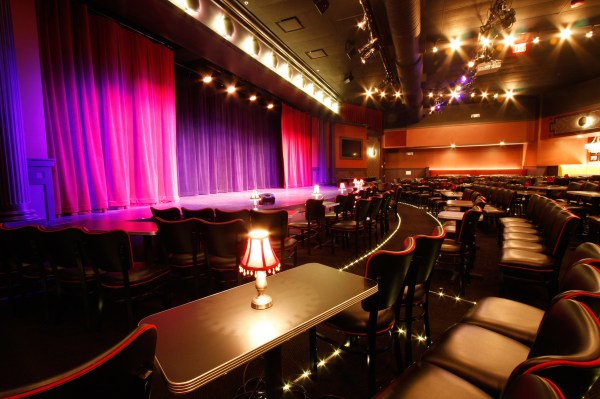 Chicago Comedy Clubs Places Find Funny In