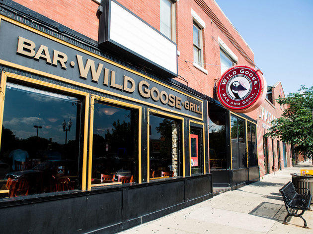 wild goose bar grill