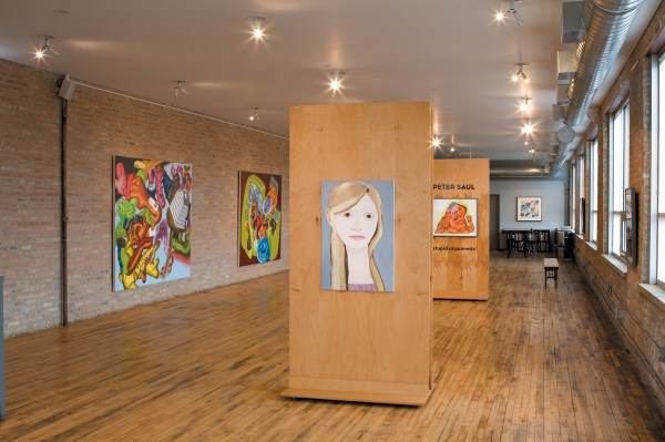 Art Galleries In Chicago