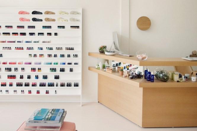 Super Cute Salon Worth Checking Out Base Coat Nail