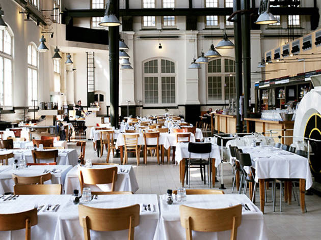 Amsterdam  Restaurants in West of Centre Amsterdam