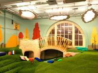 The Bee's Knees Indoor Children's Garden | Kids in Clapham ...