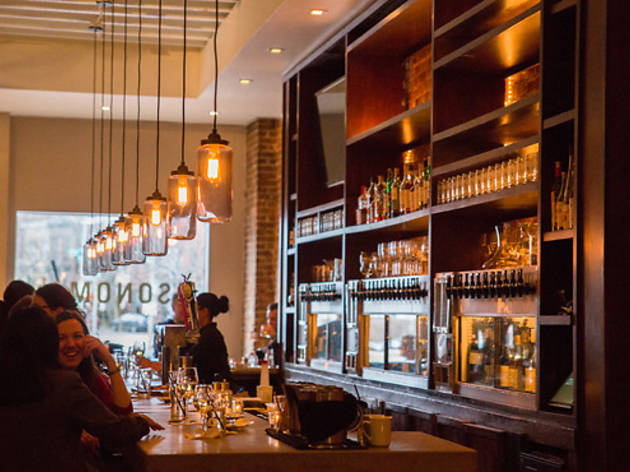 Best wine bars in Washington DC for wine tasting and flights