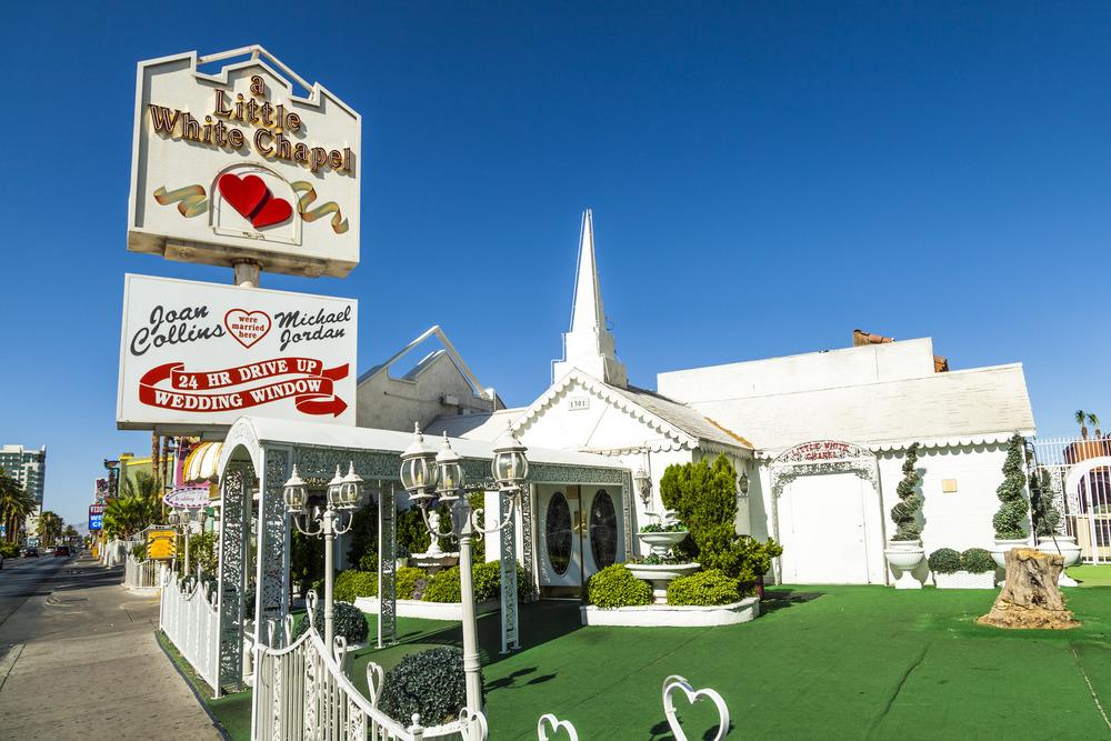 Cheap Vegas Chapels
