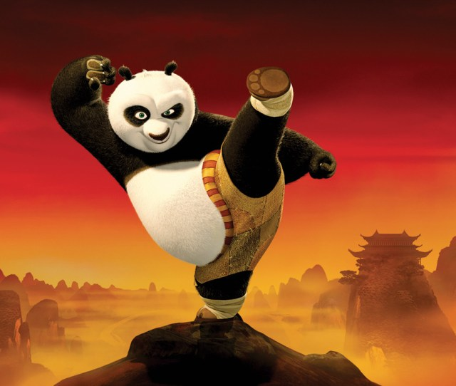 Best Animation Movies Kung Fu Panda