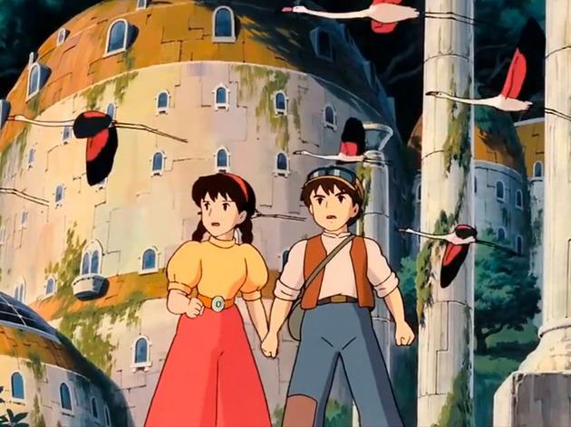 Castle In The Sky Tenku No Shiro Laputa directed by