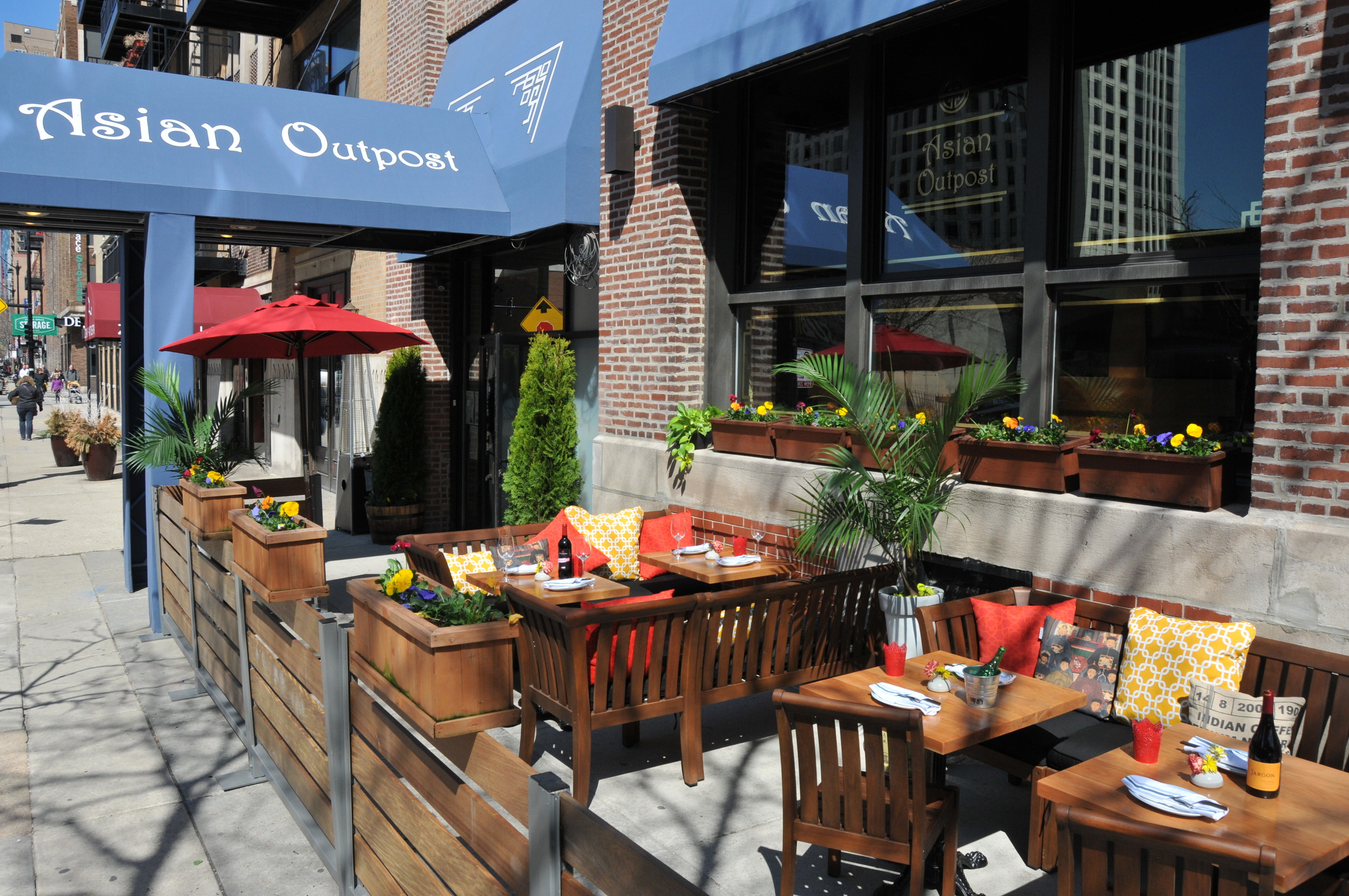 53 New Patios, Rooftop Bars, Beer Gardens And Outdoor Spaces