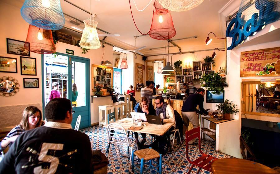 Vacaciones Cockatil Bar  Bars and pubs in Malasaa Madrid