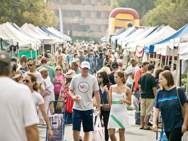 Mar Vista Farmers Market
