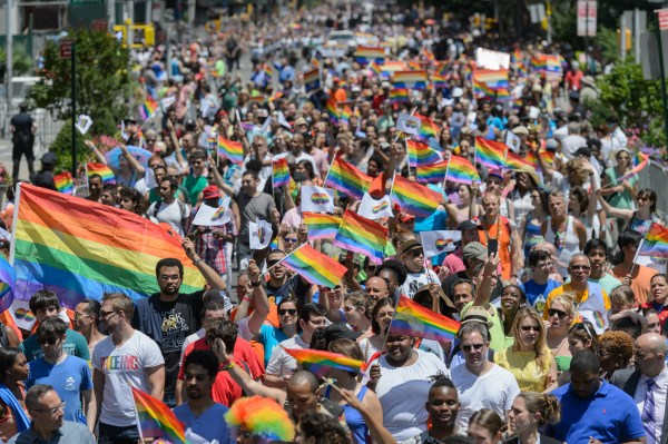 Gay Pride Nyc 2019 Worldpride Info With Parade Route And Events
