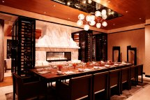 Chef' Tables Counters And Private Dining In La