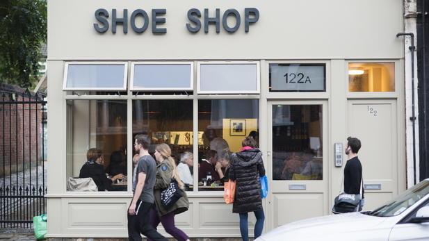 Shoe Shop at Tufnell Park