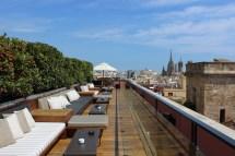 Barcelona Hotel Rooftop Bar