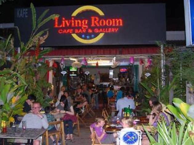 Living Room Cafe Bar  Gallery  Nightlife in Batu