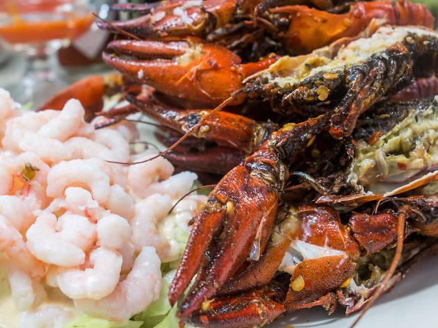 Top Seafood San Francisco
