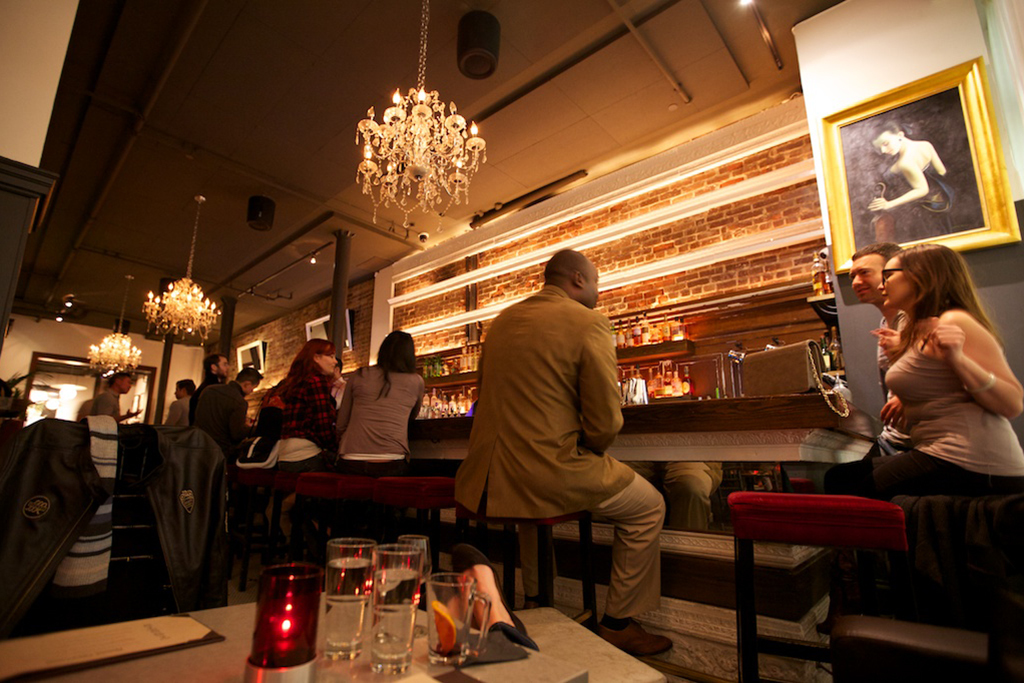 Best cocktail bars in San Francisco Happy hour martinis
