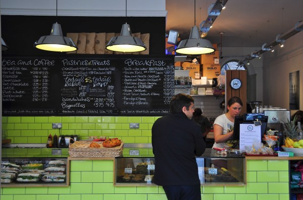 Edinburgh' Coffee Shops And Cafes - Time Edinburgh
