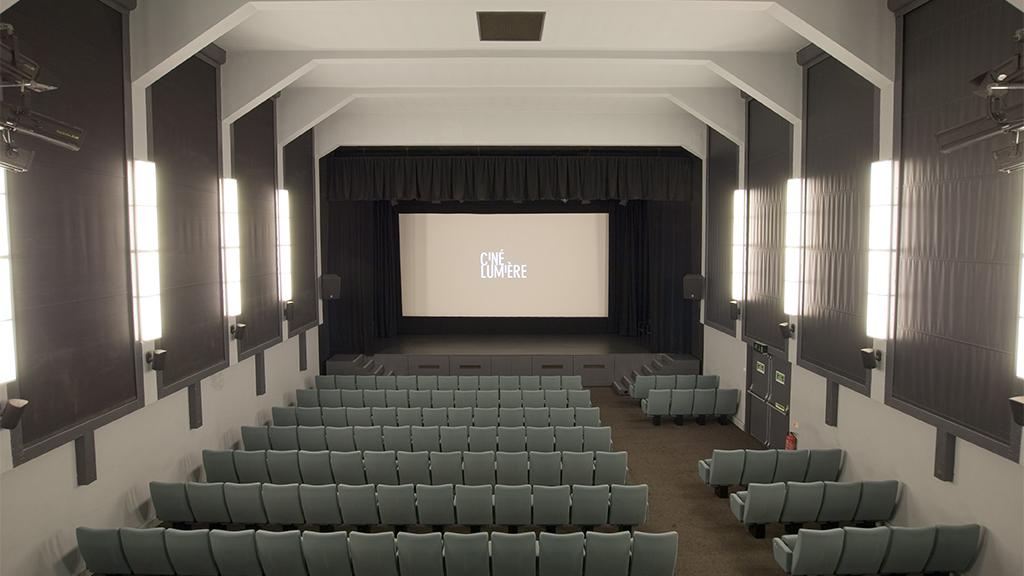 east london sofa cinema cheap rattan garden corner best cinemas in time out cine lumiere