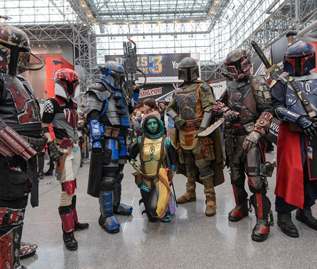 The Best Of New York Comic Con 2014 Video