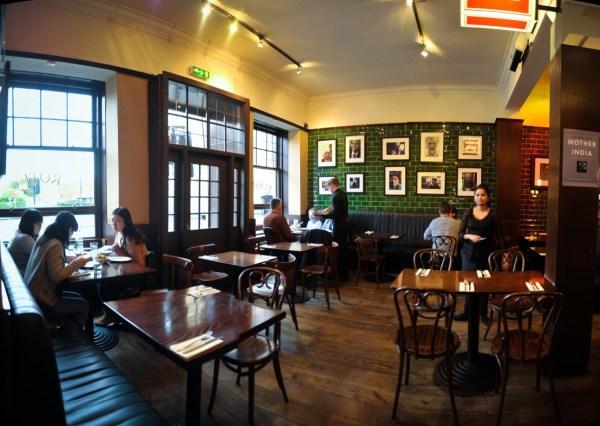 India's Glasgow Restaurants
