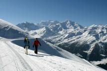 Verbier Switzerland Ski Resort