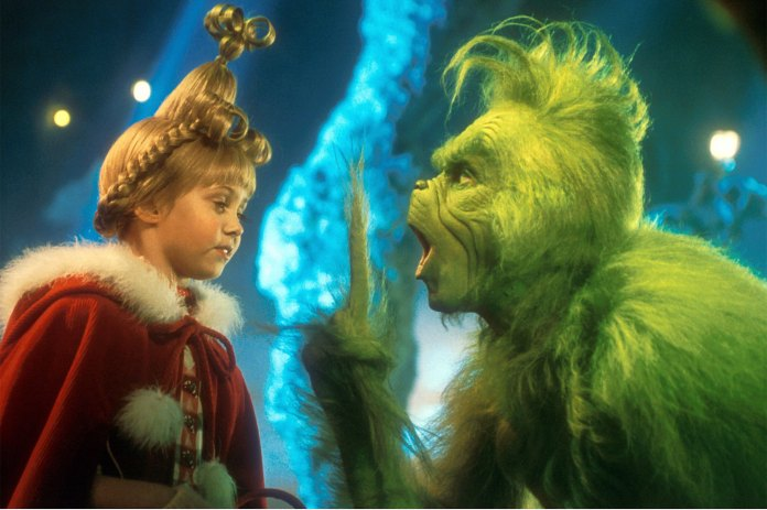 Dr Seuss' How the Grinch Stole Christmas 2000, directed by Ron Howard |  Film review