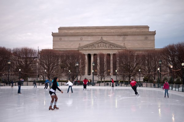 Ice-skating Rinks In Dc Including Indoor And Outdoor
