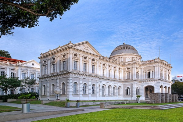 Museums Visit In Singapore