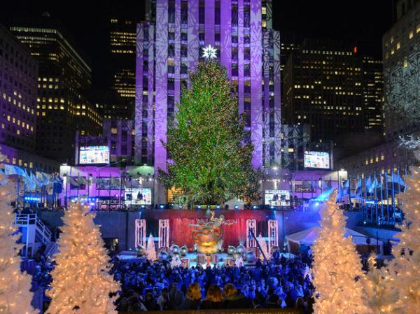 Rockefeller Center Christmas Tree In NYC 2019 Guide