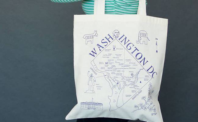Unique Gift Guide For Washington Dc Lovers On Your List
