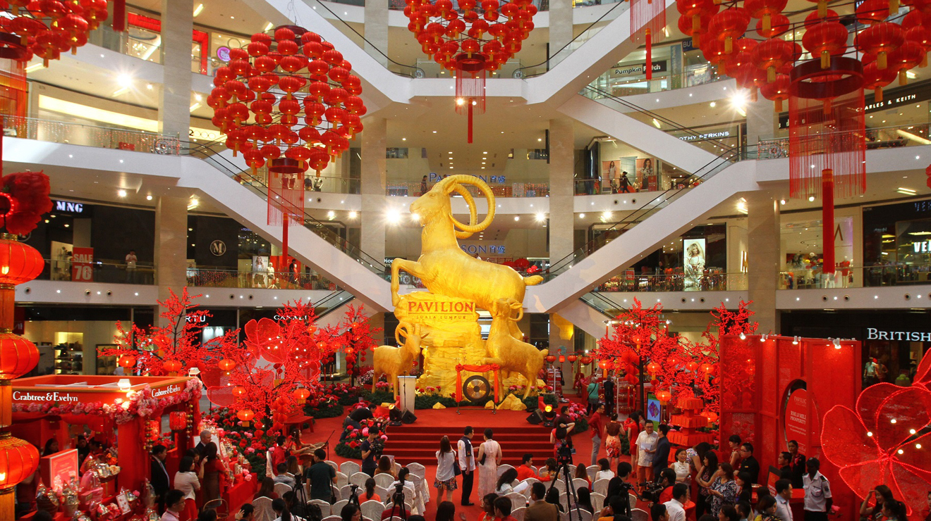 Chinese New Year At Pavilion Kl Things To Do In Kuala Lumpur