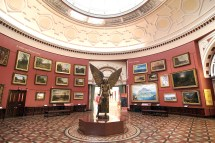 Birmingham' Art Galleries - Time