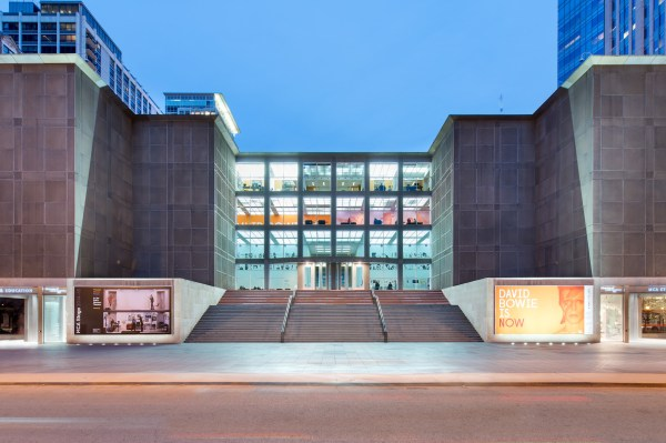 Art Museums In America Including Moma