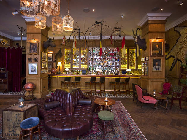Mr Foggs  Bars and pubs in Mayfair London