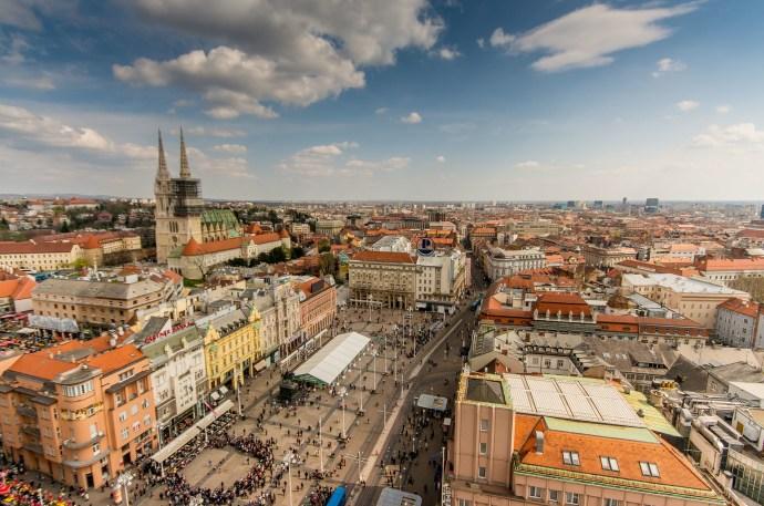 o que fazer na Croacia zagreb
