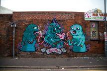Amazing Birmingham Street Art City Of Colours