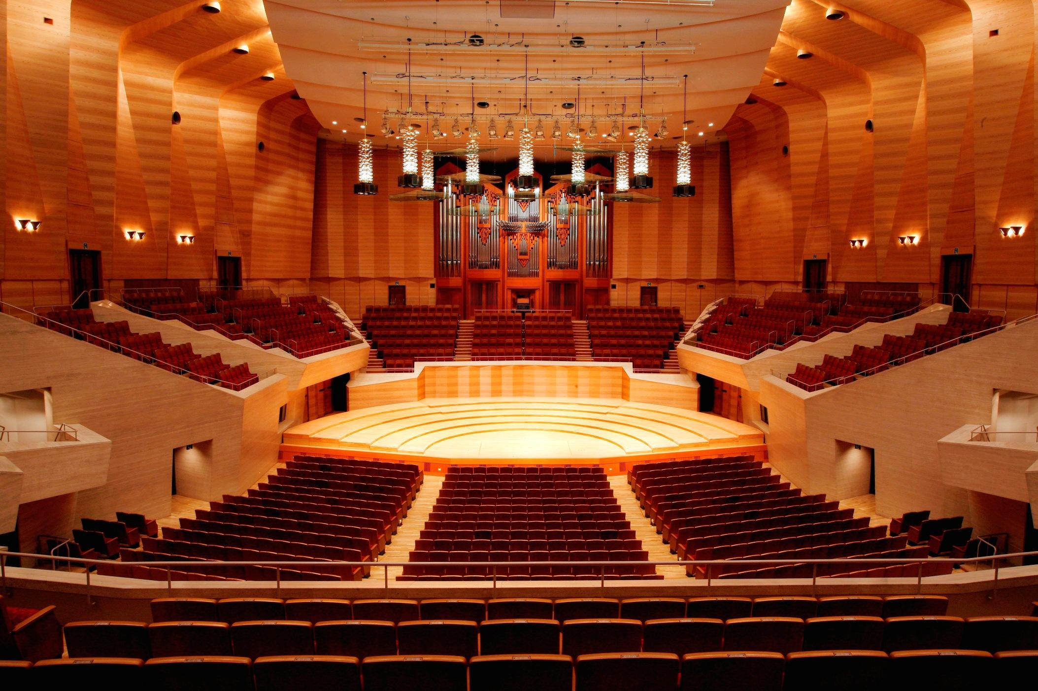 Suntory Hall  Music in Roppongi Tokyo