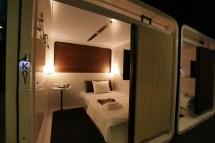 First Cabin Capsule Hotel Tokyo