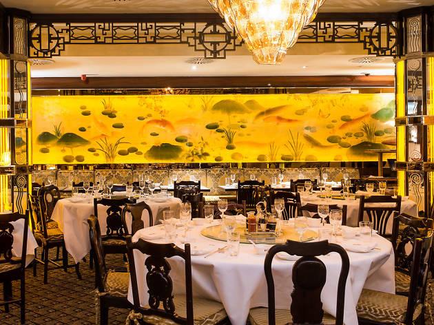 China Tang  Restaurants in Mayfair London
