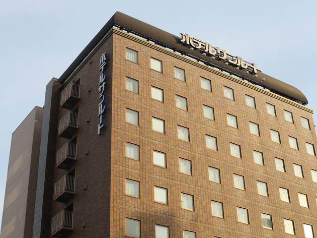 「ホテルサンルート浅草」の画像検索結果