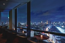 Best Bars in Tokyo with View of Tokyo Tower