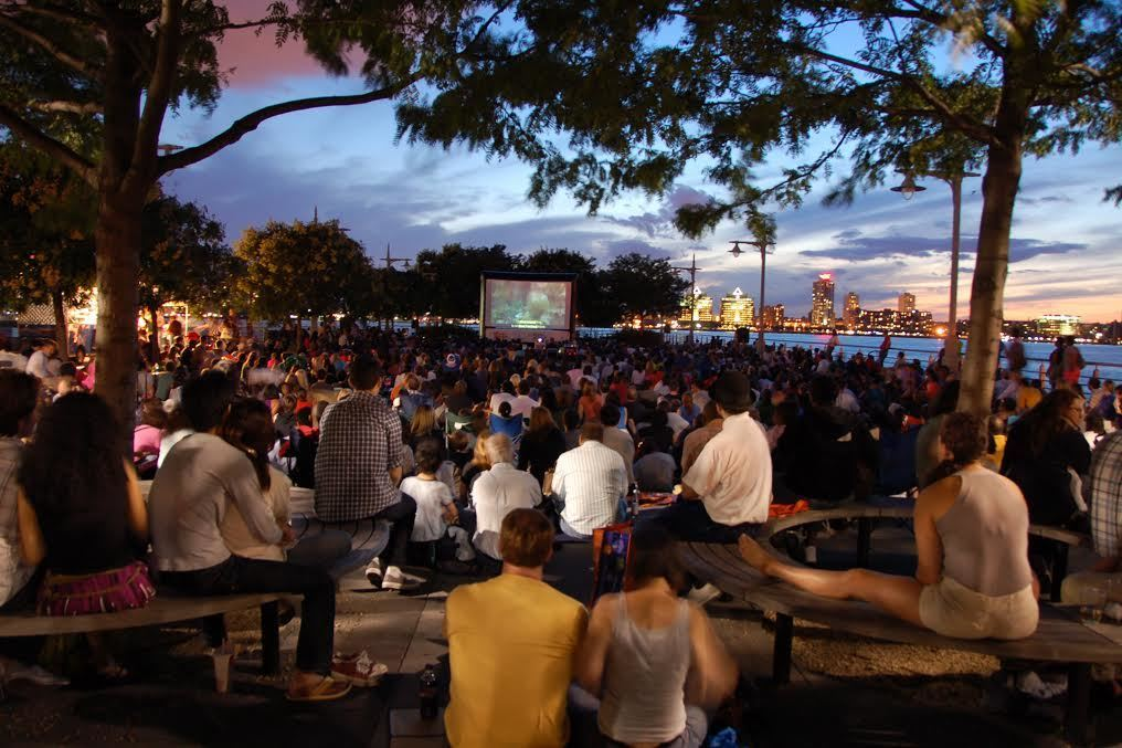 Free Summer Movies and Movies in the Park for NYC Families