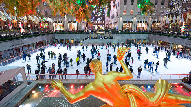 14 Best Kids Ice Skating Venues in NYC To Visit This Winter