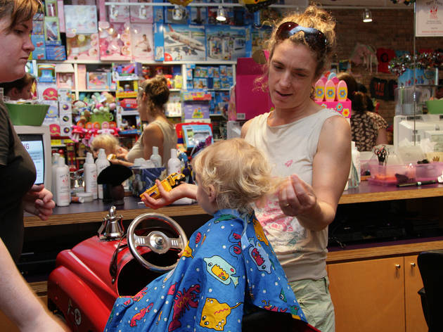 best hair salons for