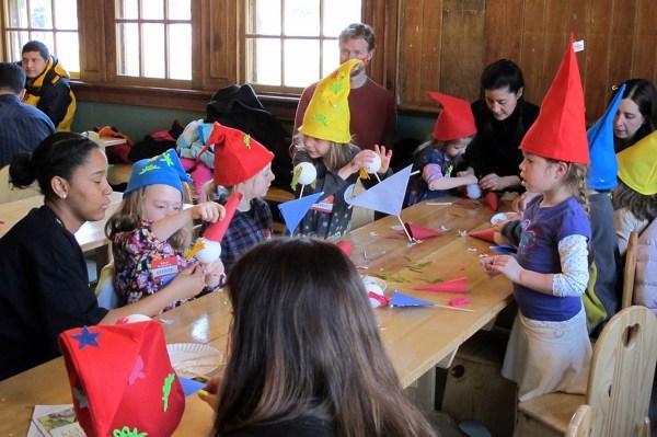 Swedish Cottage Marionette Theatre Birthday Parties